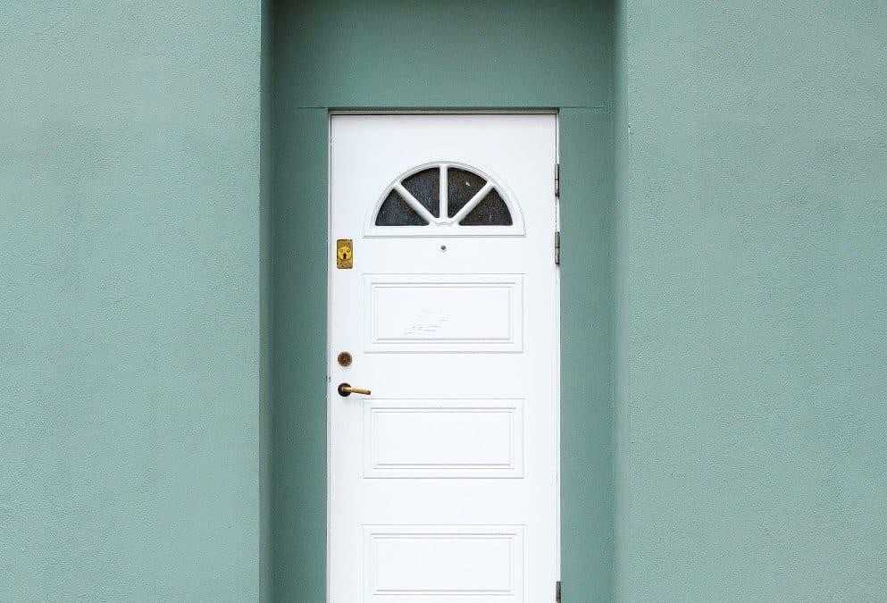 Fixing a Drafty Window or Door