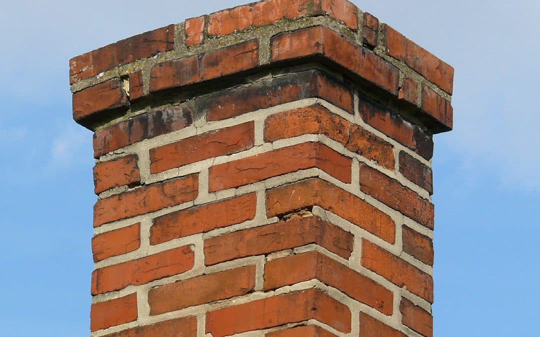 A Leaning Chimney Could Be Trouble