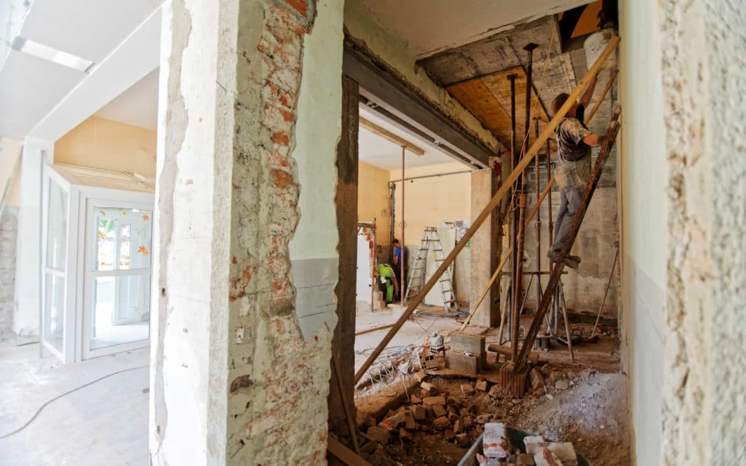 Remodel Your Home or Foundation Repair: Which Should Come First?