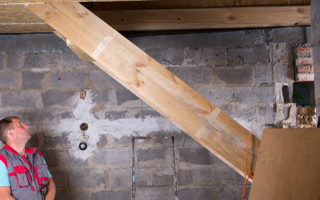 Repairing a Bowed Wall