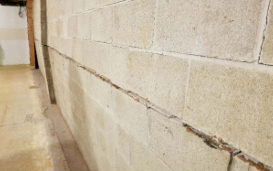 It is Urgent That You Fix a Bowed or Bulging Basement Wall, and Here's Why