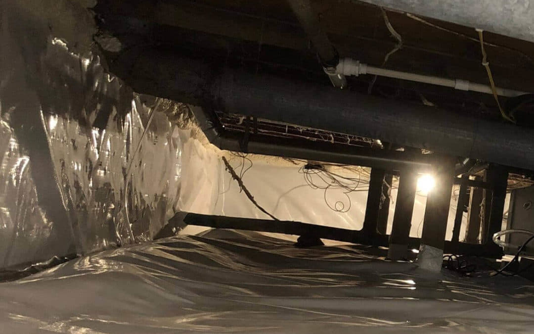 Three Important Benefits of Crawl Space Encapsulation for Homeowners
