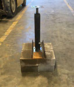 steel jack example