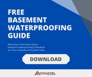 Basement Waterproofing Guide