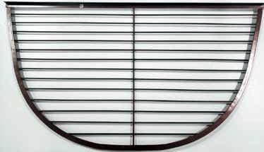 steel rebar window well cover