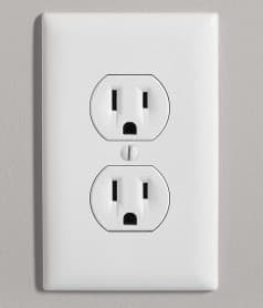 image of an outlet